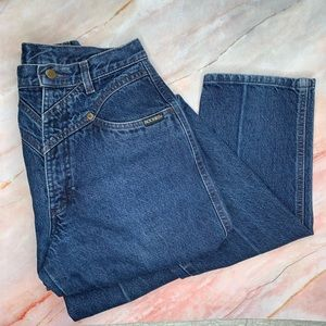 Vintage Rocky Mountain High Waisted Mom Jeans 24